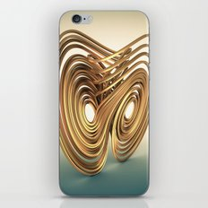 Wimol Banlue iPhone & iPod Skin