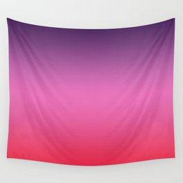 Carriacou - Classic Colorful Abstract Minimal Modern Summer Style Color Gradient Wall Tapestry