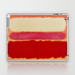 ROTHKO-WHITE CLOUD OVER RED Laptop & iPad Skin