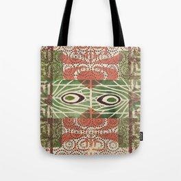 Monoprint 11 Tote Bag