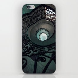 Pretty Ornamented Staircase iPhone Skin