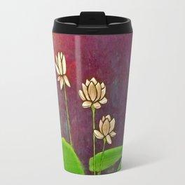 Lotus Crop from Golden Buddha Travel Mug