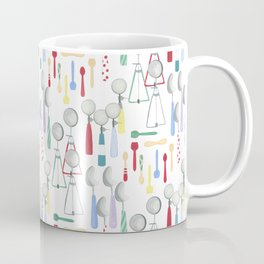 SCOOPS AND SPOONS Coffee Mug
