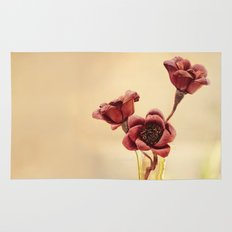 Red Beauty Rug