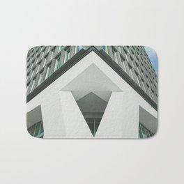 Amsterdam Architecture Building Bath Mat