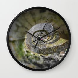 Surreal Infinitum Wall Clock