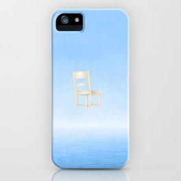 On the shore iPhone Case