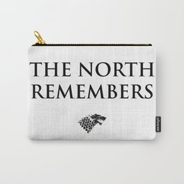 The North Remembers Carry-All Pouch