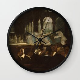 The Ballet from Robert le Diable Wall Clock