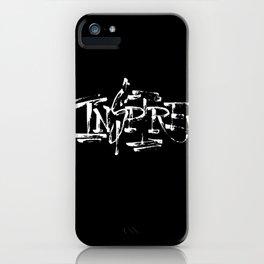 Inspire iPhone Case