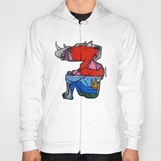 Contemplating Collective Consciousness by Amos Duggan 2013 Hoody