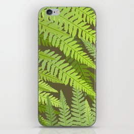 Forever Green D. B. iPhone Skin