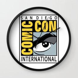 ComicCon Wall Clock