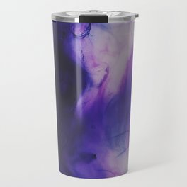 Violet Aura Travel Mug