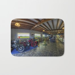 Transport Cafe Bath Mat