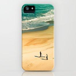 Bird's Eye View iPhone Case
