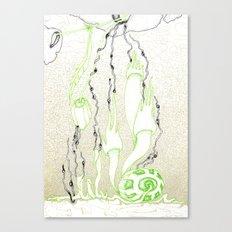 Nature grabs Canvas Print