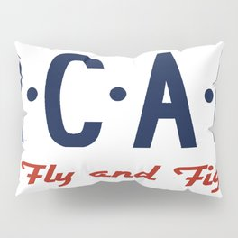 RCAF . Fly and Fight Pillow Sham