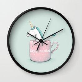 Brewnicorn Wall Clock