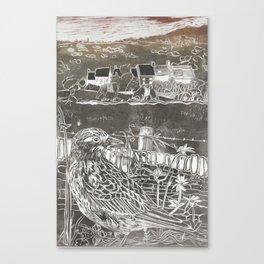 Skylark at Clearbrook Canvas Print