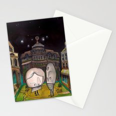 Diorama Stationery Cards