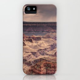 Vintage Grand Canyon iPhone Case