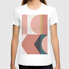 Maximalist Geometric 02 T-shirt