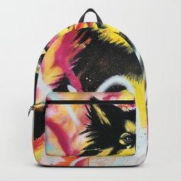 Pomeranian Pop Backpack