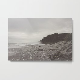 Bruce Bay - New Zealand Metal Print