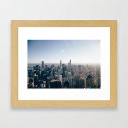 Chicago2 Framed Art Print