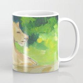 Kiki Coffee Mug