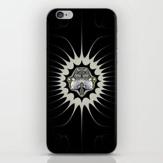 Golden Space iPhone & iPod Skin