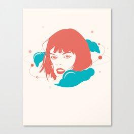 Le Vide Canvas Print