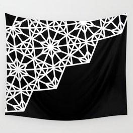 Frozen Stars Wall Tapestry