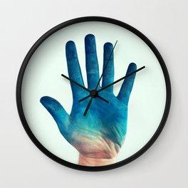 Algid Wall Clock