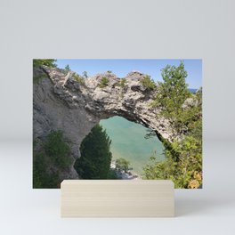 Arch Rock Mini Art Print