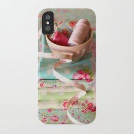 Craft Room - pastel iPhone Case