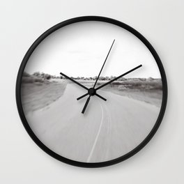 BLACK & WHITE 100 Wall Clock