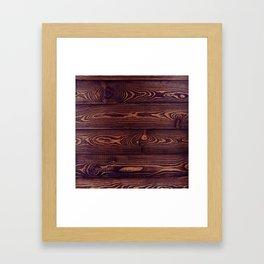 Hard Knock Western Framed Art Print