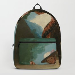 Goya- Boy on a Ram Backpack