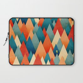 070 – deep into the autumn forest texture I Laptop Sleeve