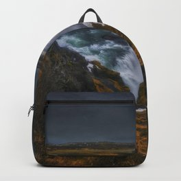 The Canyon of Olfusa Backpack