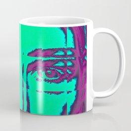 glitchy sqaure Coffee Mug