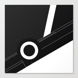 RIM SATURN Canvas Print