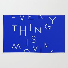 Everything is moving Rug