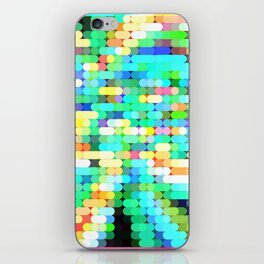 Re-Created Cypher 13.0 by Robert S. Lee iPhone Skin