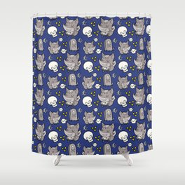 Little WereWolf Shower Curtain