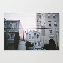 San Fransisco no.5 Canvas Print