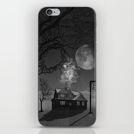 Quiet and Secluded iPhone Skin