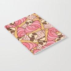 Puglie Cupcake Notebook